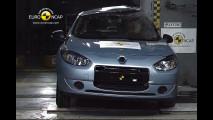 Crash Test Renault Fluence Z.E.