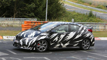 2014 Honda Civic Type R spy photo 13.8.2013