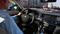 BMW testing in-car ads based on your location and destination
