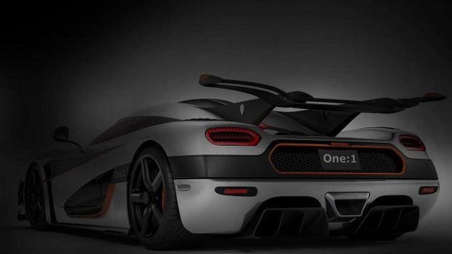 Koenigsegg One:1 teased, heading to Geneva next month