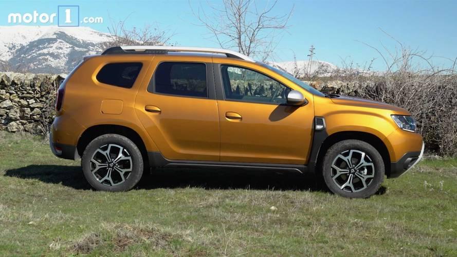 ¿Qué coche comprar? Dacia Duster 2018