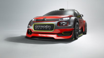 Citroen C3 WRC concept to race into Paris 001