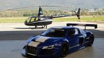 2010 Audi R8 LSM Race Car