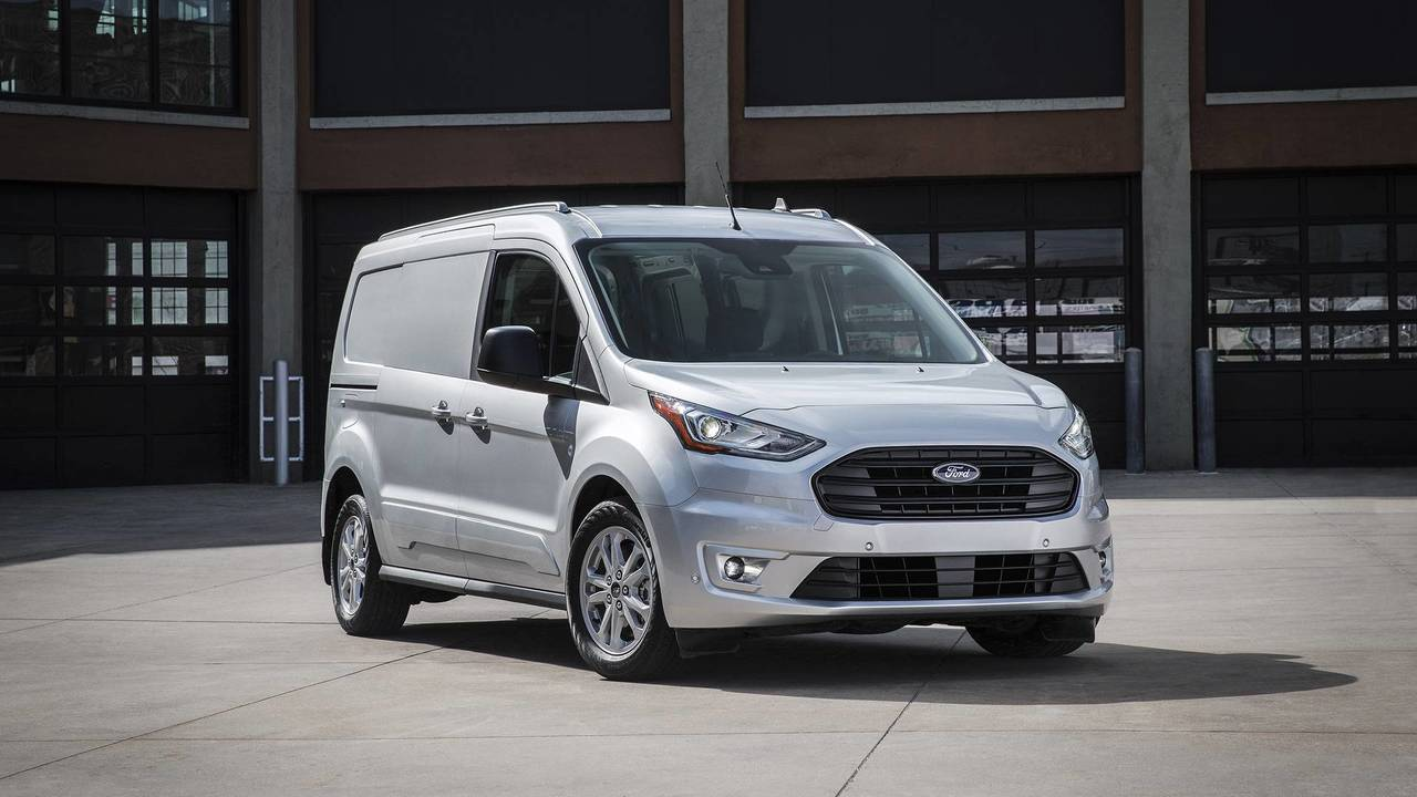 2019 Ford Transit Connect Cargo Van