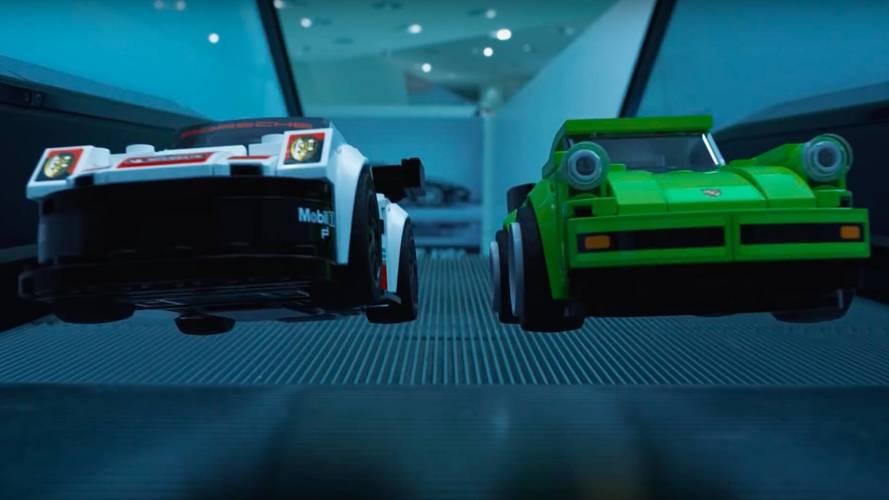 Furcsa dolgok történnek éjjelente a Porsche Múzeumban