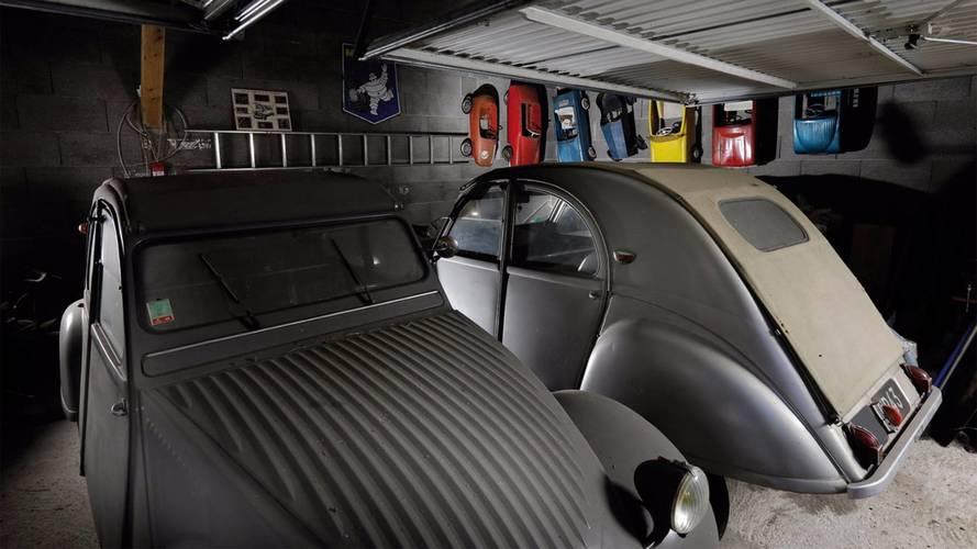 Citroën 2CV Type A  açık artırma
