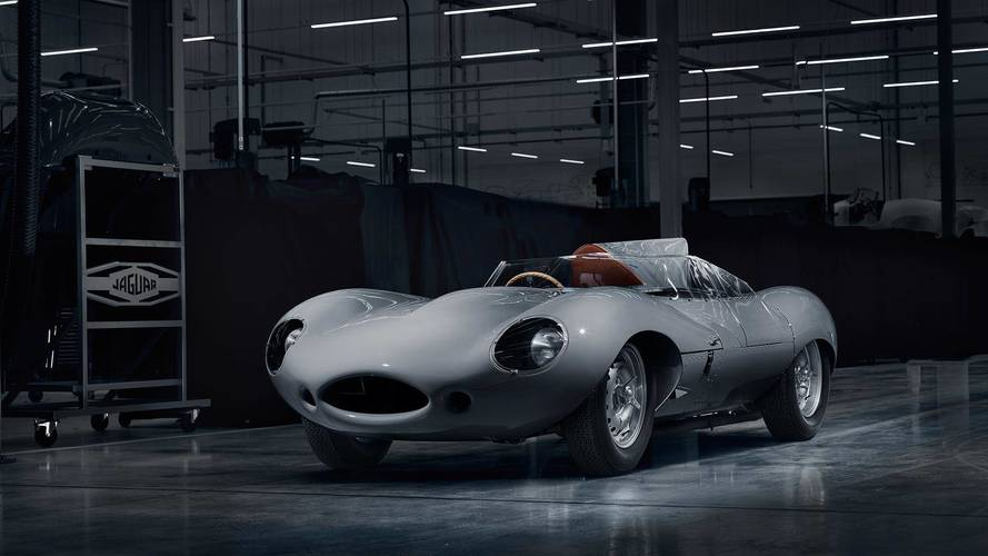 How Jaguar Classic builds the new D-type