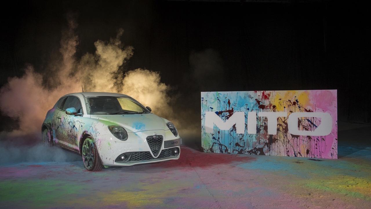 Alfa Romeo Mito tablo