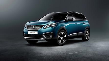 Peugeot 5008 Türkiye'de satışa sunuldu