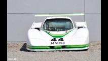 Jaguar XJR-5 GTP Race Car