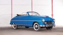 Lot 7 - 1951 Ford Vedette Cabriolet