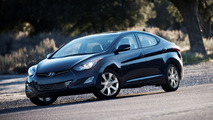 2013 Hyundai Elantra recalled for brake lights that don't turn off