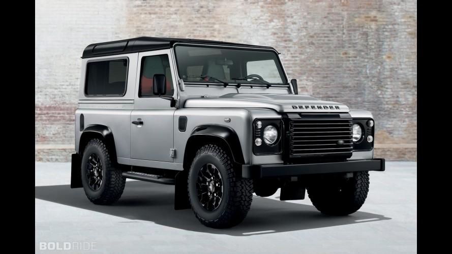 Land Rover Defender 90 Black Pack
