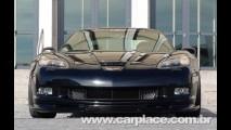 Preparadora esportiva mostra versão Black Edition do Chevrolet Corvette Z06