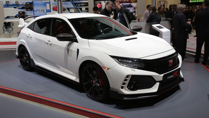 2017 Honda Civic Type R (Production Spec) photo