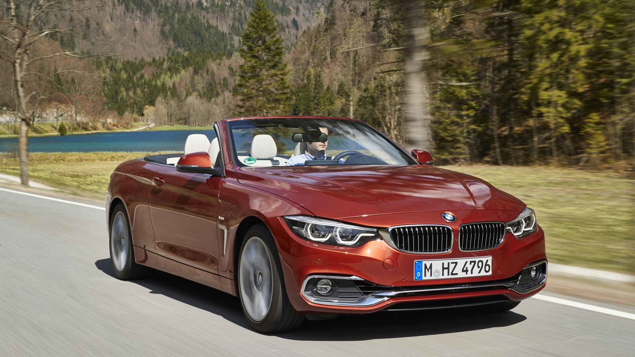 2017 bmw 4 series facelift first drive. Black Bedroom Furniture Sets. Home Design Ideas