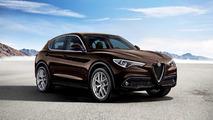 2017 Alfa Romeo Stelvio Euro-spec