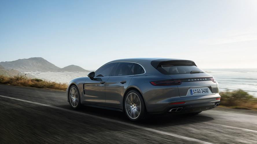 Porsche Panamera Sport Turismo 2017, el familiar soñado