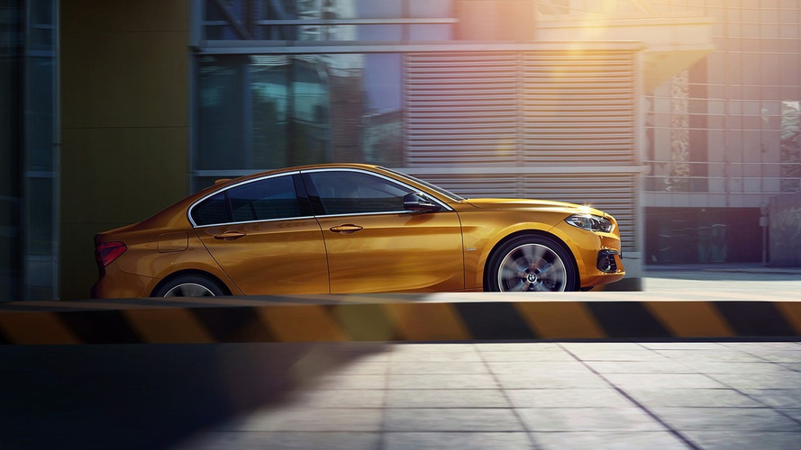 BMW 1 Series Sedan Might Come To United States After All