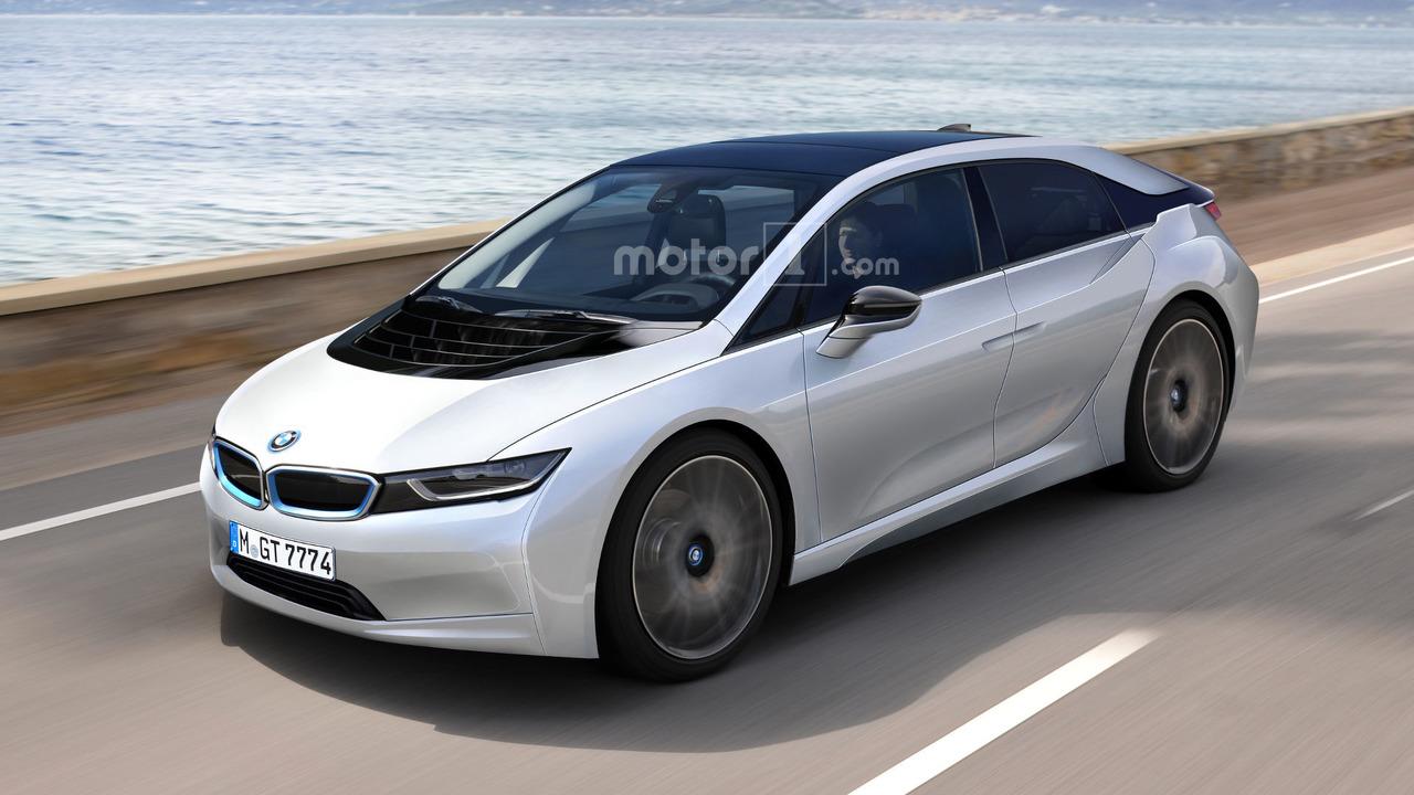 BMW i5 tasarım yorumu