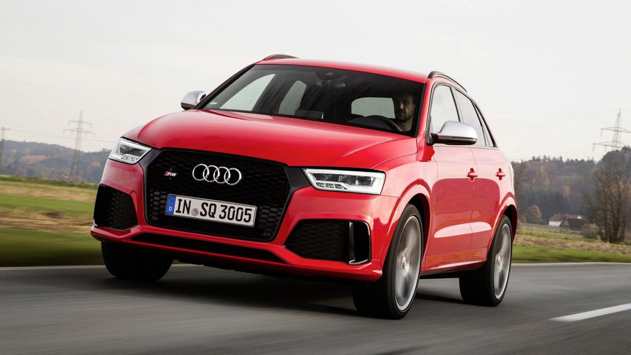 La familia RS de Audi podría crecer en formato SUV