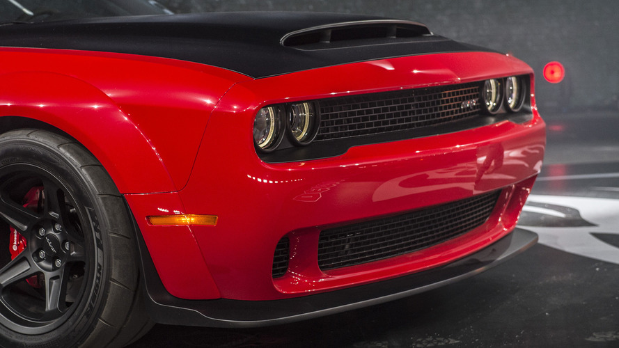 Here's How Dodge Got 840 HP Out Of The Demon
