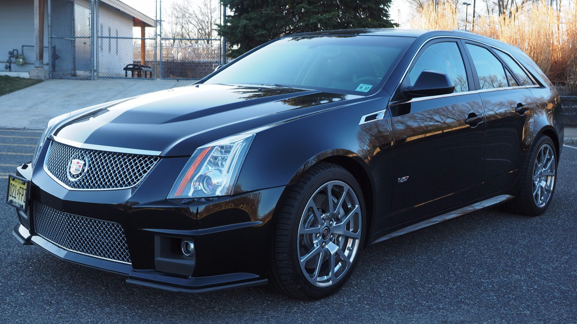 Cadillac Cts V Wagon For Sale >> Score This Rare 2012 Cadillac CTS-V Manual Wagon While Its Affordable