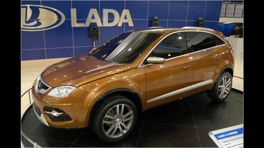 Lada C-Cross: Wird das der neue Geländewagen Niva?