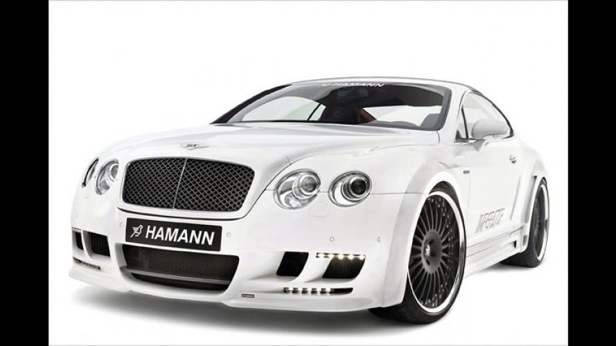 Bentley von Hamann: Feiner Brite wird zum Imperator