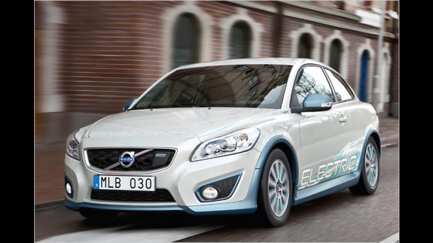 Volvo startet mit der Produktion des C30 electric