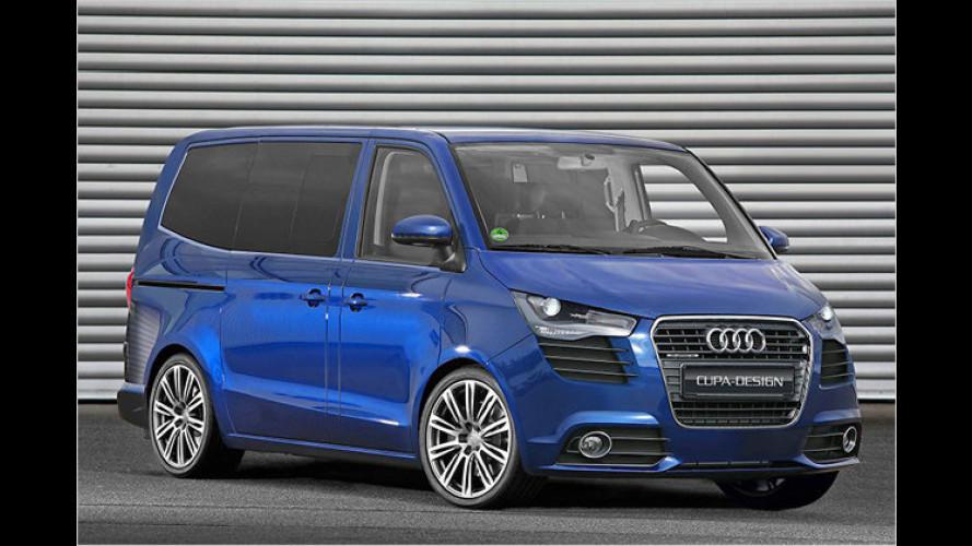 Premium-Bulli: Audi Transporter Concept