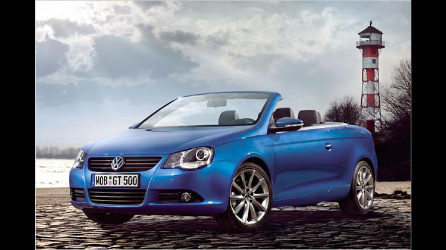 VW bringt sportives Sondermodell des Eos