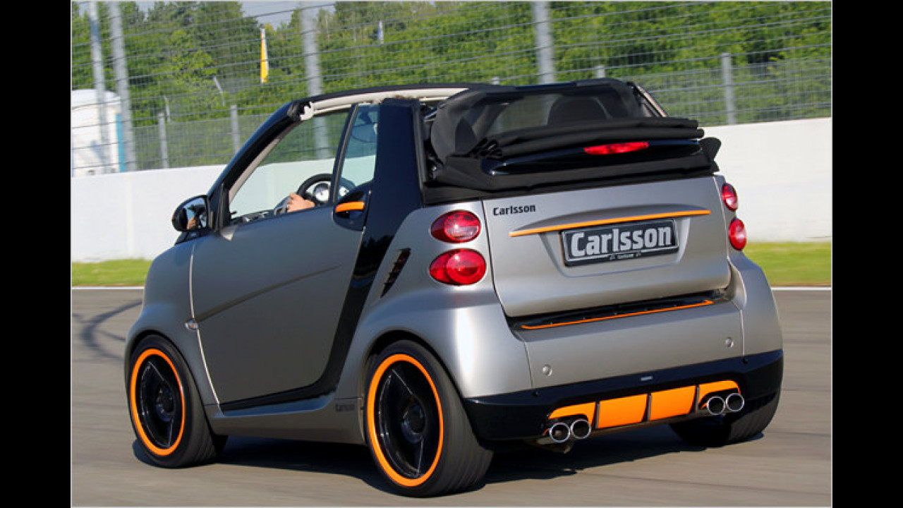 Carlsson Smart C25 Edition