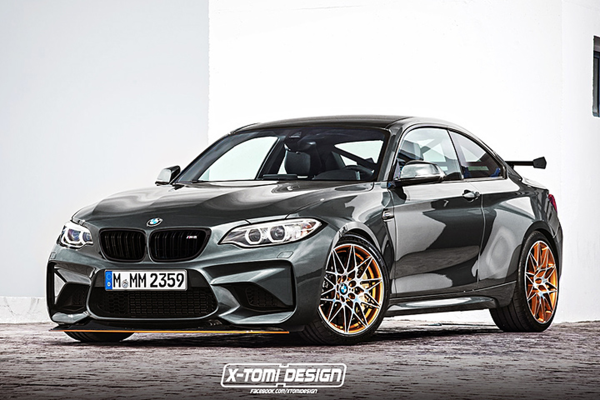 BMW M2 Rumored to Spawn a 400HP GTS Version