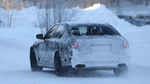 BMW M5 spy photo