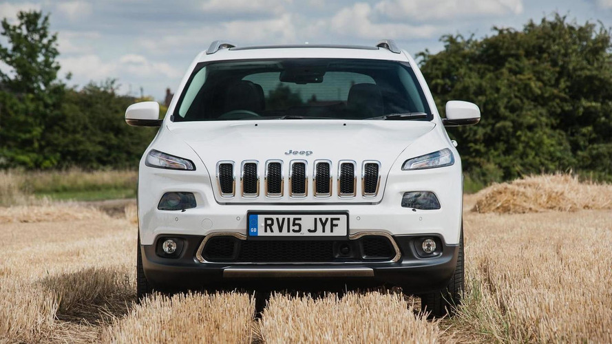 Jeep Cherokee gains 2.2-liter MultiJet turbodiesel engine (UK)
