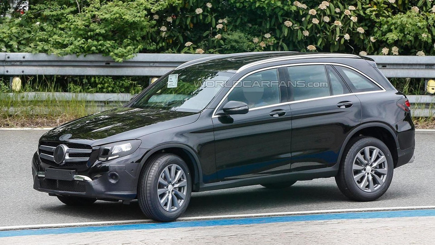 2016 Mercedes GLC coming to the U.S. in November
