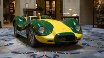 Lister Knobbly Continuation with Sir Sterling Moss