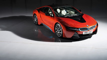 BMW i8 individual colors