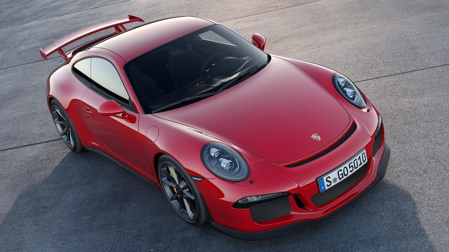 2015 Porsche 911 GT3