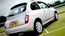 Nissan Micra Active Luxury: More Details