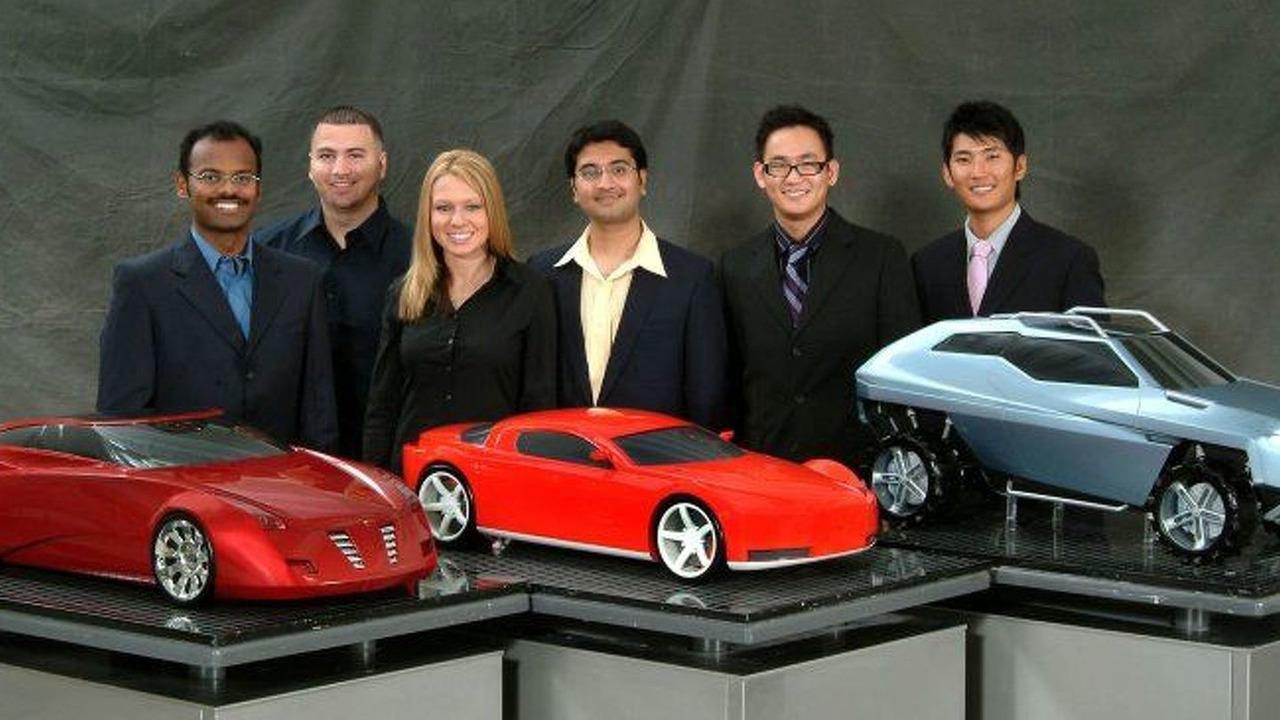 AISI summer automotive design internship