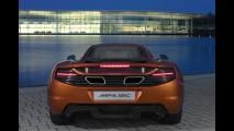 McLaren MP4-12C