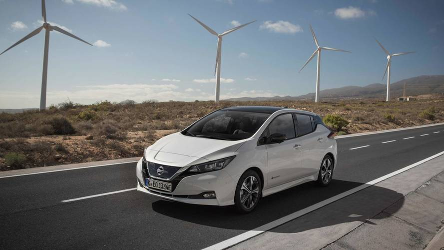 2018 Nissan Leaf first drive: Plug and play