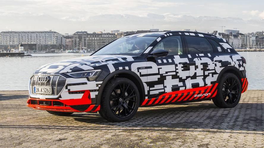 Le premier SUV électrique d'Audi est disponible à la commande !