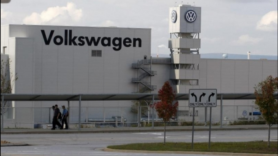 Volkswagen, la produzione di Golf e Passat torna regolare
