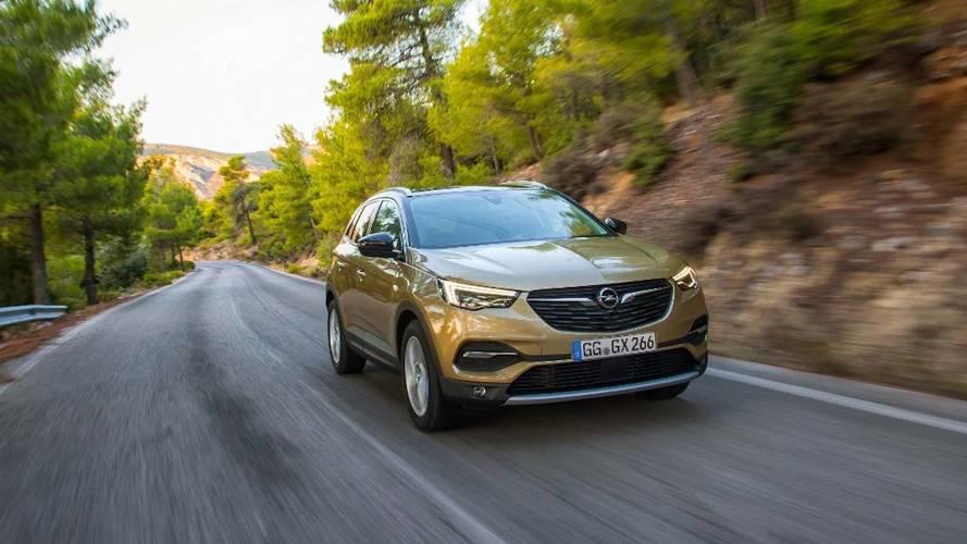 Opel lanza el Grandland X 2018 más exclusivo
