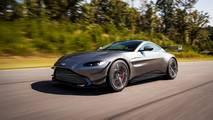 Aston Martin Vantage GT render