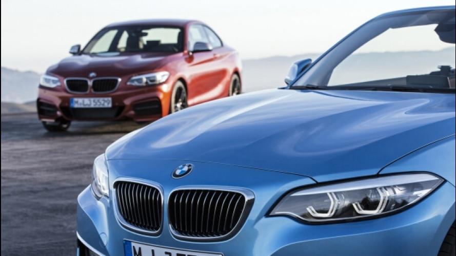 BMW, tanti aggiornamenti per l'estate 2017