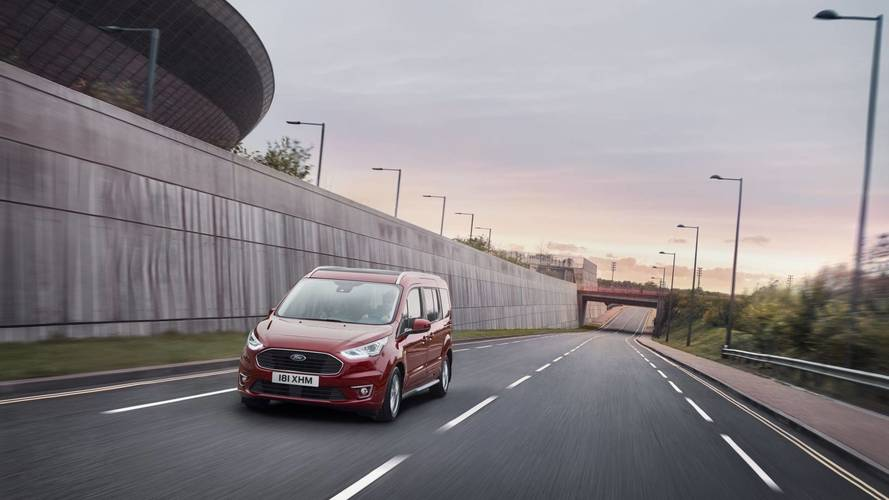Ford reveals refreshed Tourneo range